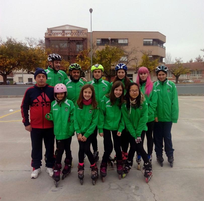 equipo-de-patinaje-de-velocidad-cd-lourdes